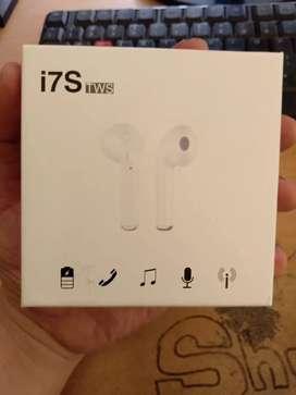 earphone bluetooth i7s