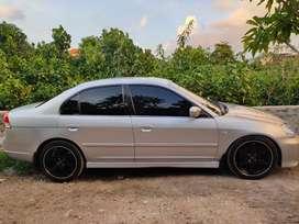 Honda Civic Vtis Exclusive 2003