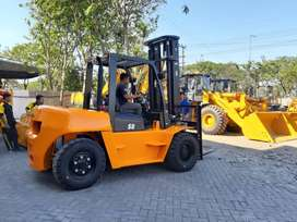 Forklift di Manokwari Murah 3-10 ton Mesin Isuzu Mitsubishi