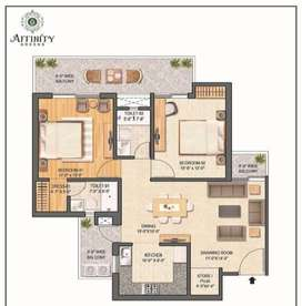 3 BHK Luxury Flat at PR7 International Airport Road