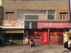Ground Floor Commercial Space available for lease at G T Road PHAGWARA
