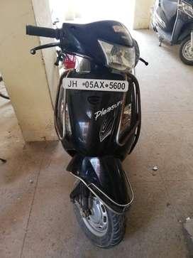 Black Hero Pleasure, in Good condition, available at IIT Delhi campus.
