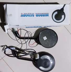 Spion  scopy standar lampu