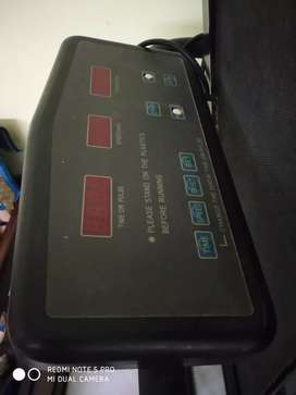 Electric auto treadmill with multi functions