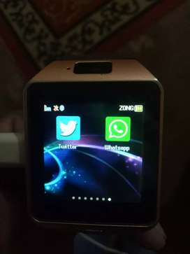 Argent sale smart watch 1 month used