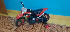 NEW QTKE 125TD Super bike