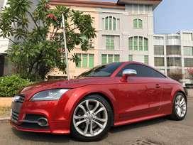 Audi TT S 2.0 Quattro 2012 Nik12 Facelift Red Km9000 Knalpot Armytrix