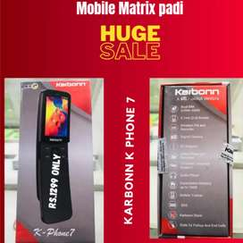 Karbonn k 7 phone 2.4ghz