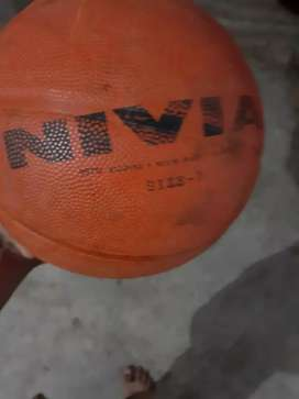 Nivea Basketball 2 month  used only