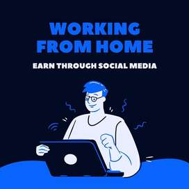 Part time/full time opportunity (work from home)