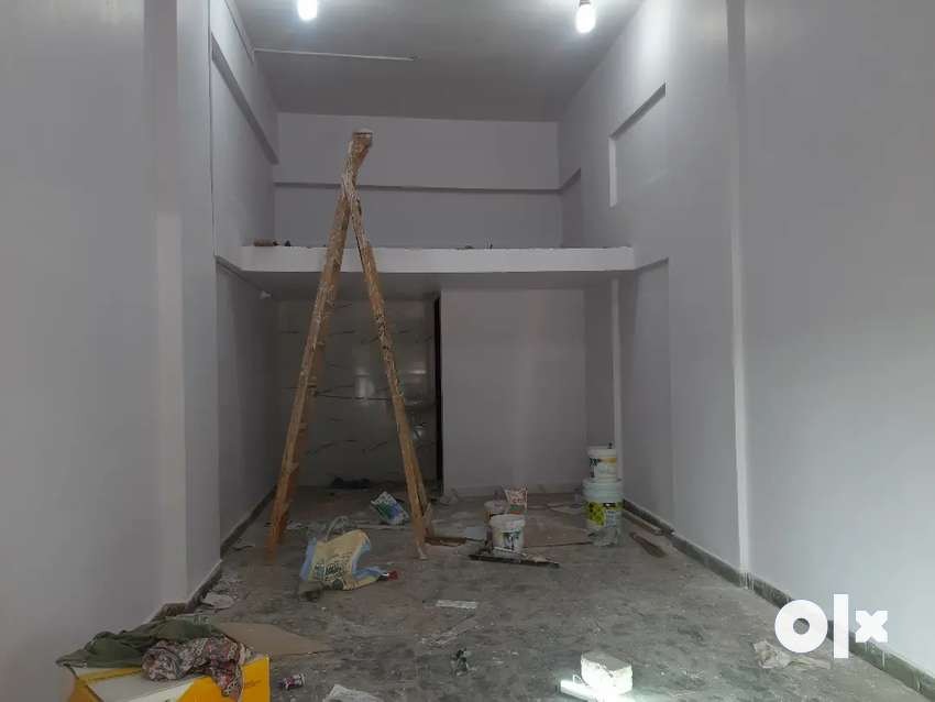 600 Sq.Ft Shop For Rent At Near Ghansoli Station