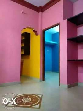 1 Bhk House rent in Pallikaranai (Single or Two person only)