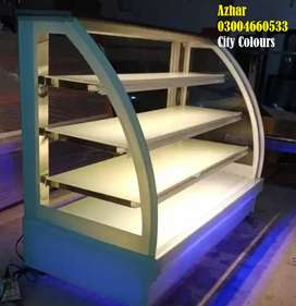 Counter Racks For Bakery Available