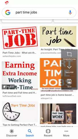 Work from home part/full time jobs