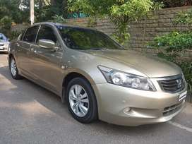 Honda accord in a immaculat condition 8th generation NEW SHAPE FR SALE