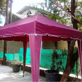 Tenda cafe  uk 2x2  harga 500rb standart