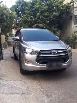 Toyota Kijang Innova G AT Lux km rendah.