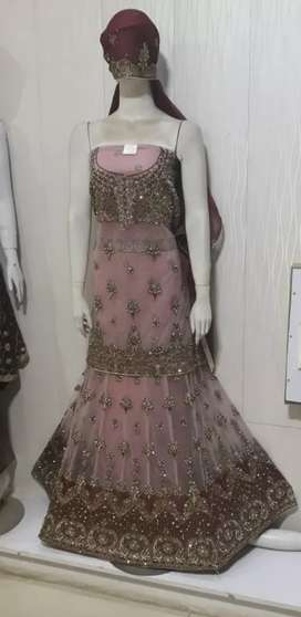 Engagement and party wear lehnga