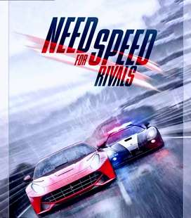Need for Speed Rivals 2 DVD PACK