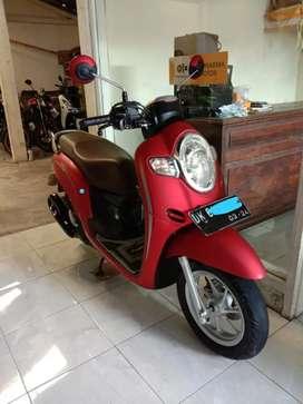 Honda Scoopy new fi 2019 Bali Dharma motor