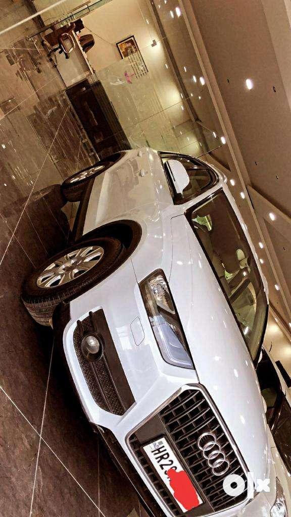 Audi Q3 30 TDI S, 2015, Diesel 0