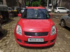 Maruti Suzuki Swift VXI AMT, 2008, Petrol