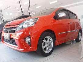 Toyota Agya Type TRD 1,0cc Tahun 2015, Autometic.