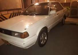 Nissan sunny just like new one hand used