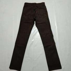 JEANS LEVI'S size 28/Lp76/Pj107/Lb18/Original import/Japan