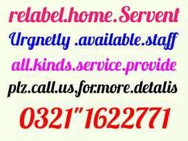 Full trained home servent 100 %verified