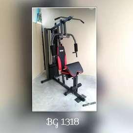 Home Gym 1 Sisi Merk Total HG 008 // Rabu Gym 13.30