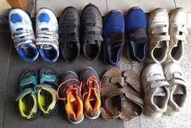 Shoes ,flotter helmetefor boys