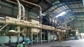 Pabrik kelapa sawit 60 ton/jam + Kebun 5.000 Ha#Ariskan#HGU Sumsel