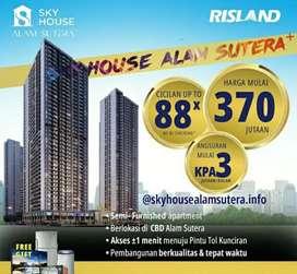 Promo terbaik Sky House Alam Sutera