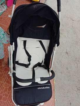 Dijual stroller chris and olins d100