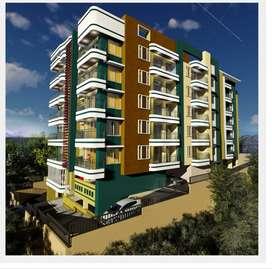 3 BHK beautiful apartment at Ulubari , Sarania Road