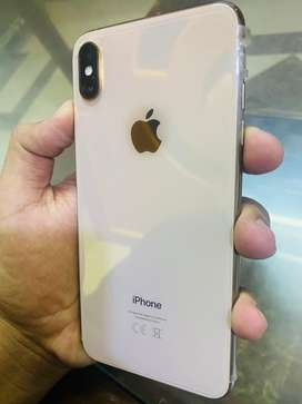 Iphone XS Max 256Gb Gold PTA Approved