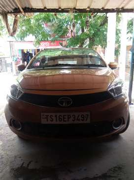 Car for rent Tata Tiago 2018 model vehcle