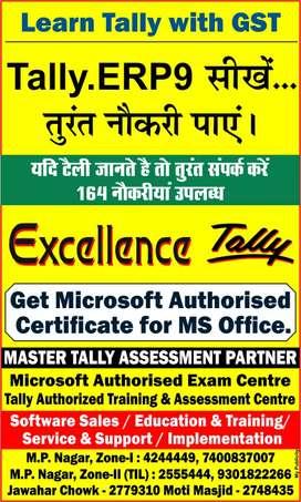 Learn Tally.ERP9 With Gst