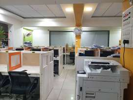Co-Working Fully Furnished Office Space in Dombivli East Near station