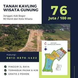 Segera Miliki Tanah Kavling Wisata Untuk Simpanan Dekat Villa Khayanga