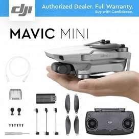 DJI Mavic Mini Basic / Standard Kit 249g drone 12MP 2,7K 3-Axis