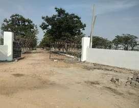 DTCP Plots at Chegur Near Timmapur Railway station