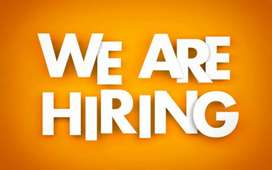 We need male and female for parttime office work