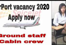 ground staff hiring