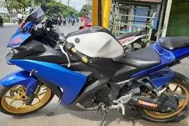 ~ Rafael motor Teluk Dalam ada Yamaha R25