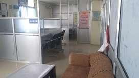 650sqft fully furnished office 73x79x48x53x70  Lekhraj metro station