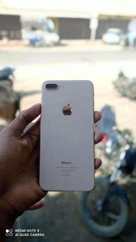 IPHONE 8 PLUS 64 GB , MINT CONDITION