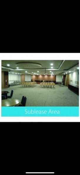 Sublease office for lease at sudirman