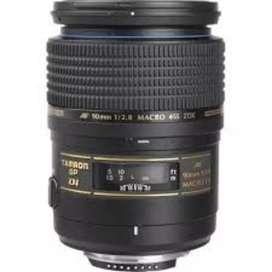 Tamron 90mm f/2.8 SP Di Macro Lens_Nikon Mount